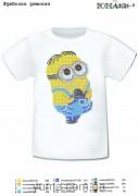 Детская футболка для вышивки бисером РАЗМЕР S