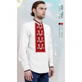 Заготовка для вышивки мужской сорочки на белом льне Biser-Art 1569 - 435.00грн.