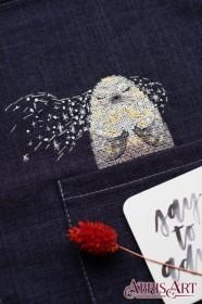 Набор для вышивки крестом на одежде Белёк Абрис Арт АНО-009 - 115.00грн.