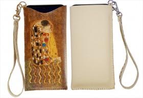 Чехол для телефона для вышивки бисером Поцелуй по Г. Климту
