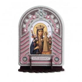 Набор для вышивки иконы с рамкой-киотом Неувядаемый цвет Новая Слобода (Нова слобода) ВК1009 - 205.00грн.