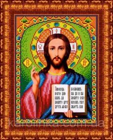 Набор для вышивки бисером Господь Вседержитель Каролинка КБИН-4024/2 - 195.00грн.