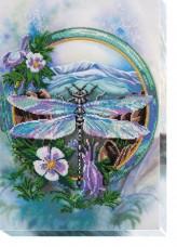 Набор для вышивки бисером Акварели лета - 3