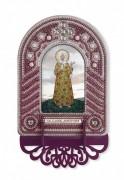 Набор для вышивки иконы с рамкой-киотом Св. Матрона Московская