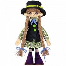 Набор для шитья интерьерной каркасной куклы Паулина KUKLA NOVA К1061
