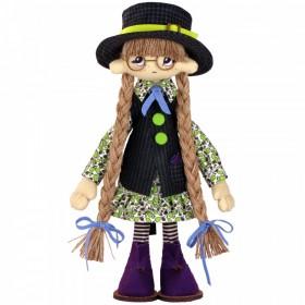Набор для шитья интерьерной каркасной куклы Паулина KUKLA NOVA К1061 - 517.00грн.
