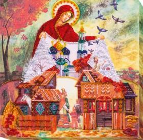 Набор для вышивания бисером Светлый праздник Покрова Абрис Арт АВ-569 - 375.00грн.