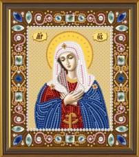 Набор для вышивки бисером Богородица Умиление Новая Слобода (Нова слобода) Д6022