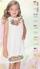 Заготовка детского платья для вышивки бисером Biser-Art Bis1738 - 320.00грн.