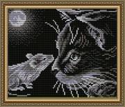 Набор для вкладки алмазной техникой Кошки - мышки