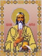 Схема вышивки бисером на атласе Св. Павел