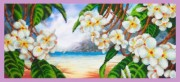 Набор для вышивки бисером Райский остров