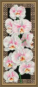 Набор для выкладки алмазной мозаикой Орхидеи