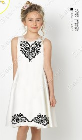 Заготовка детского платья для вышивки бисером Biser-Art Bis1793 - 380.00грн.