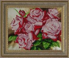 Набор для вышивки бисером Цветочное сияние