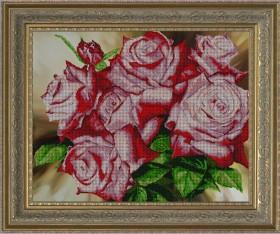 Набор для вышивки бисером Цветочное сияние Краса и творчiсть 10113 - 1 102.00грн.