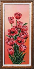 Набор для вышивки бисером Вдохновение Тюльпаны