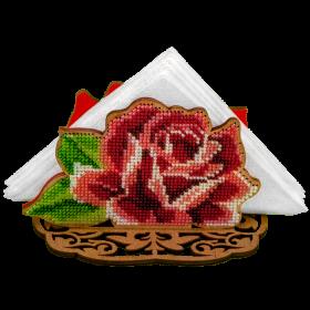 Набор для вышивки бисером по дереву Роза Волшебная страна FLK-205 - 281.00грн.