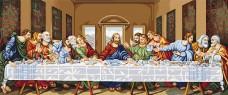Набор для вышивки крестом Тайная вечеря