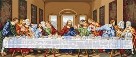 Набор для вышивки крестом Тайная вечеря Luca-S В407 - 2 507.00грн.