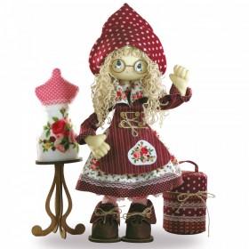 Набор для шитья куклы Модистка KUKLA NOVA К1021 - 753.00грн.