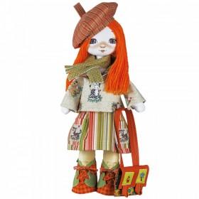 Набор для шитья игрушек Путешественница  KUKLA NOVA К1013 - 648.00грн.