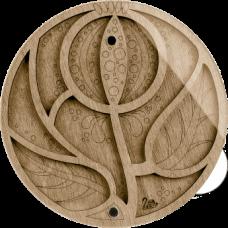 Органайзер для бисера с крышкой Волшебная страна FLZB-028