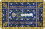 Набор для вышивки бисером Плащаница Богородицы