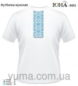 Мужская футболка для вышивки бисером ФМ-3 Юма ФМ-3 - 184.00грн.