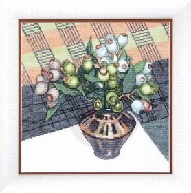 Набор для вышивки крестом Райские плоды
