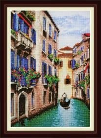 Набор для вышивки крестом Венеция  OLANTA VN-046 - 513.00грн.