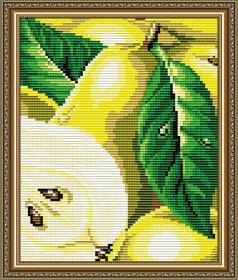 Набор для выкладки алмазной техникой Груша, , 280.00грн., АТ5575, Art Solo, Натюрморты