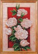 Набор для вышивки бисером Пробуждение Розы