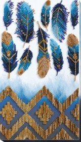 Набор для вышивания бисером Индиго Абрис Арт АВ-723 - 481.00грн.
