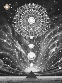 Схема вышивки бисером на атласе В мире иллюзий Миледи СЛ-3363 - 94.00грн.