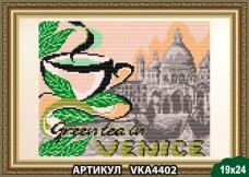 Рисунок на ткани для вышивки бисером В Венецию Art Solo VKA4402