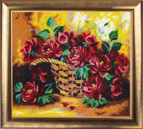 Набор для вышивки бисером Солнечные розы Баттерфляй (Butterfly) 181Б - 621.00грн.