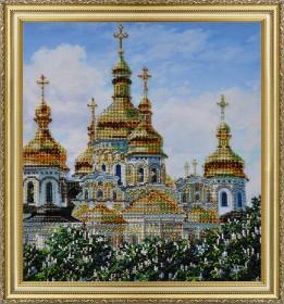 Набор для вышивки бисером Святыня Украины 2, , 445.00грн., Р-200, Картины бисером, Украина