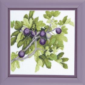 Набор для вышивания крестом Инжир Cristal Art ВТ-195 - 207.00грн.