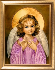 Набор для вышивания бисером Маленький ангел