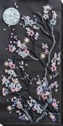 Набор для вышивки бисером Ночная сакура