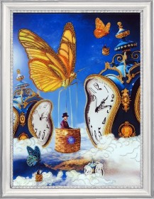 Набор для вышивки бисером Вне времени Баттерфляй (Butterfly) 757Б - 270.00грн.