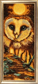 Набор для вышивки бисером Совушка-осень Баттерфляй (Butterfly) 540 - 480.00грн.