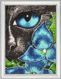 Набор для вышивки бисером Кот Нуар Баттерфляй (Butterfly) 652Б - 621.00грн.