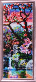 Набор для вышивки бисером Фудзияма Ч.3 Баттерфляй (Butterfly) 387Б - 414.00грн.