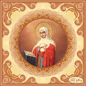 Схема вышивки бисером на атласе Богородица Tela Artis (Тэла Артис) ТИС-017 - 75.00грн.