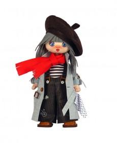 Набор для шитья куклы Девочка Франция Zoosapiens К1085Z - 525.00грн.