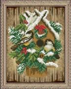 Набор для вышивки крестом Волшебное Рождество