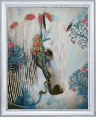 Набор для вышивки бисером Красавица Баттерфляй (Butterfly) 642Б