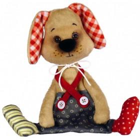 Набор для шитья мягкой игрушки Собачка Zoosapiens ММ3021 - 277.00грн.
